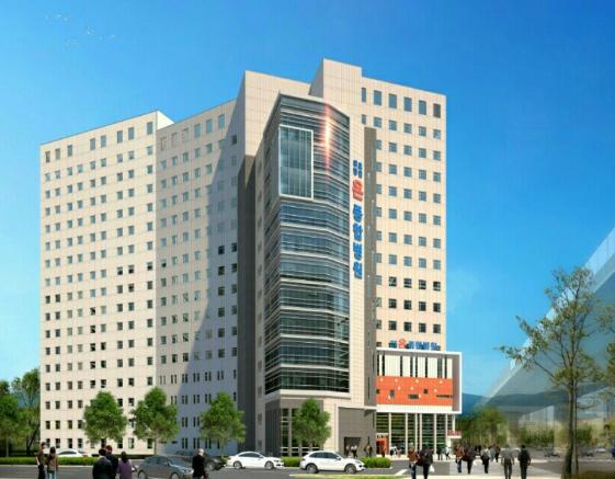 온종합병원 모습.
